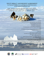 IIBA for National Wildlife Areas and Migratory Bird Sanctuaries in the Nunavut Settlement Area