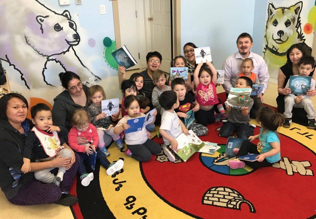 QIA announces Ipitiki: improving early childhood in the Qikiqtani region