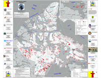 Inuit Owned Lands in Nunavut