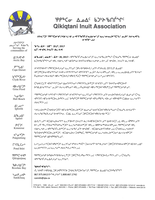 2017 – 04 – 20 – QIA Baffinald arbitration hearings INUK