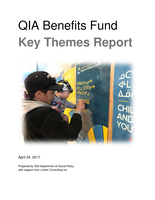 QIA Key Themes Report