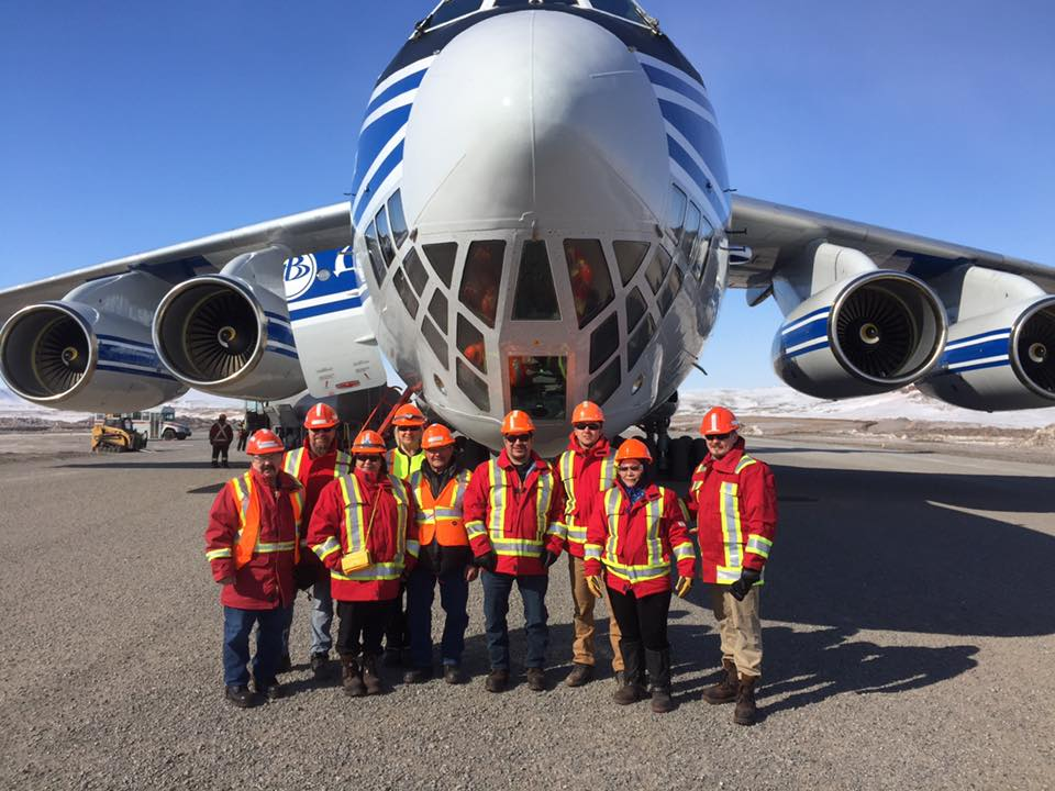 QIA/Baffinland Annual Project Review Forum in Arctic Bay