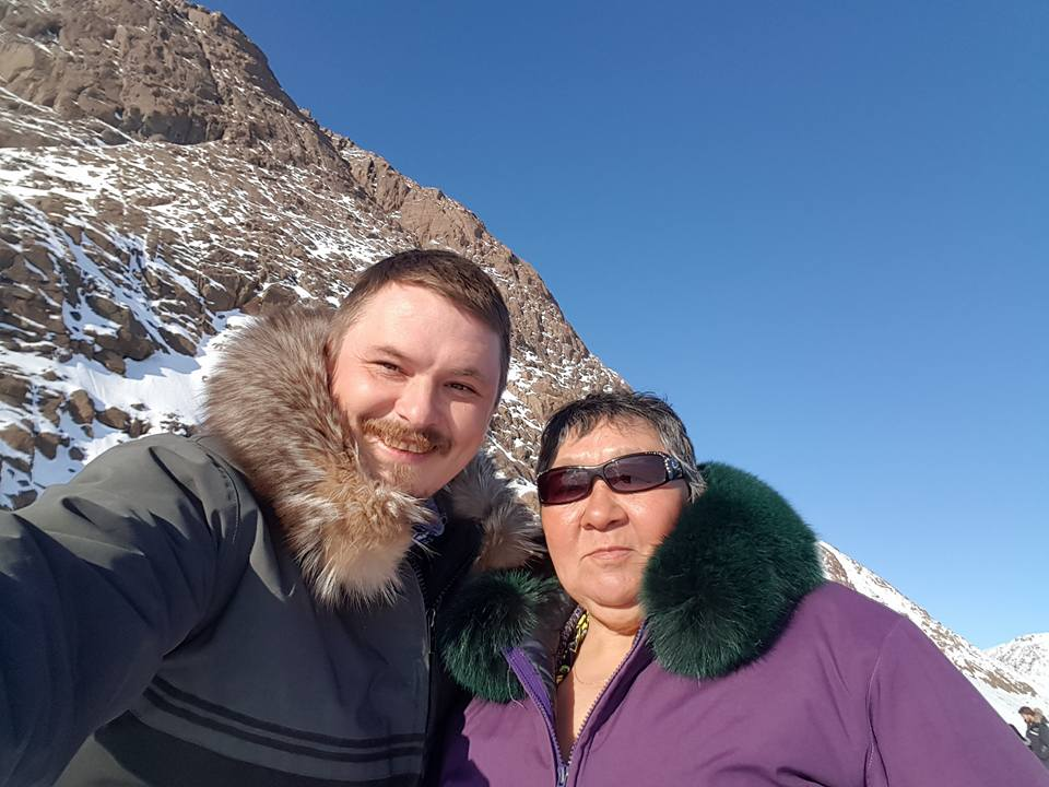 QIA's Executive Committee in Grise Fiord