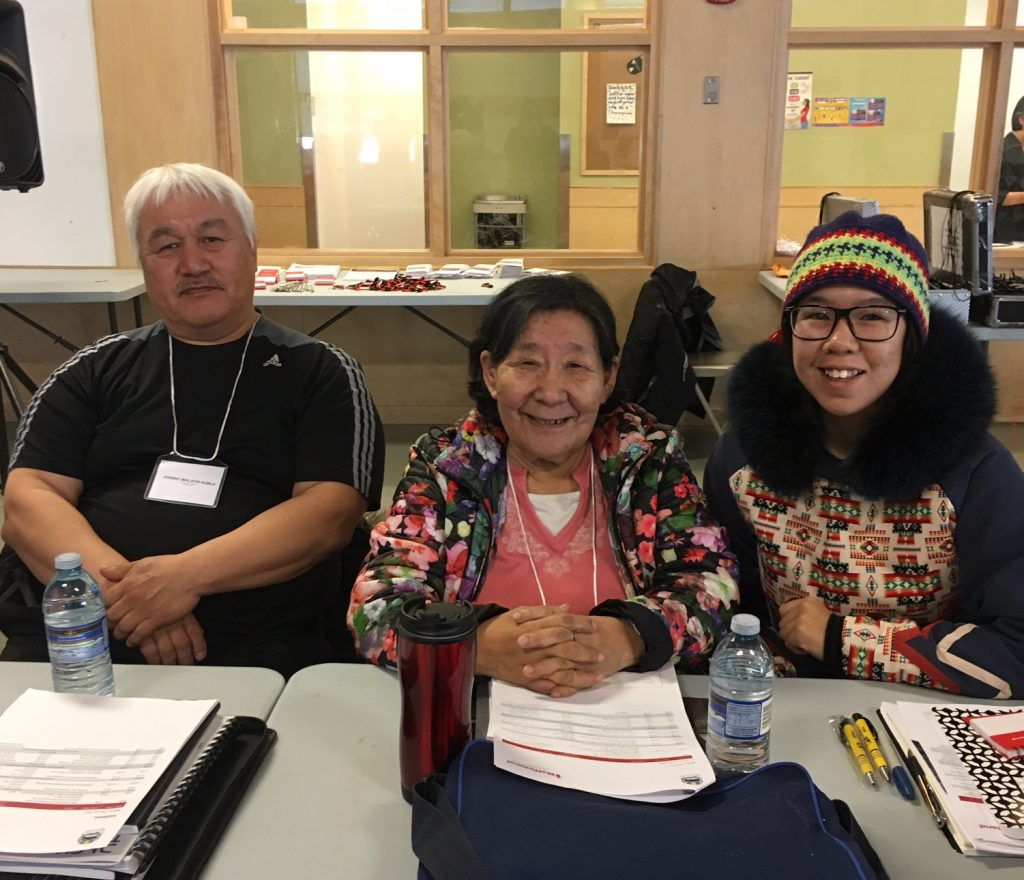 Update from the Mary River annual review forum in Arctic Bay
