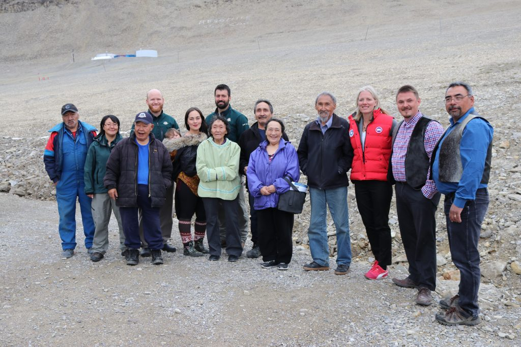 QIA president's speech on the official opening of Qausuittuq National Park in Resolute Bay