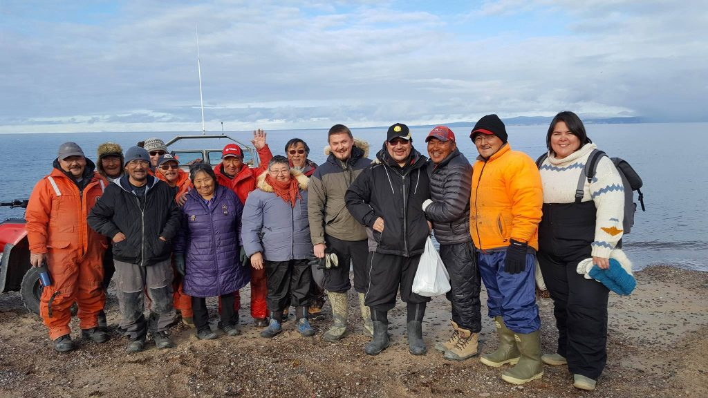 QIA Executive in Pond Inlet