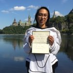 """YAAAY!"" students react to receiving the 2017-2018 QIA scholarship"