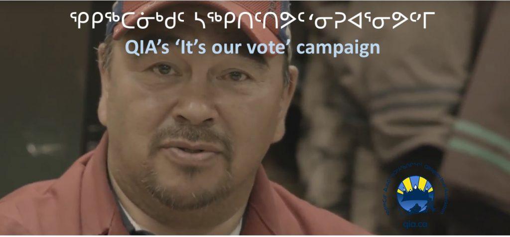 QIA's 'It's our vote' campaign – Video 6