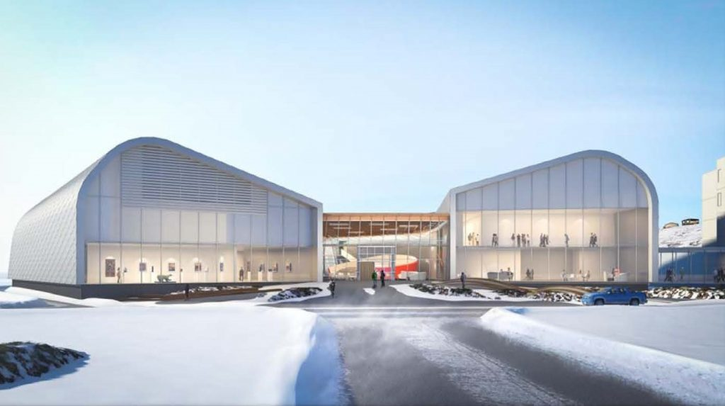 QIA pledges up to $5 million for the creation of a Nunavut Heritage Centre