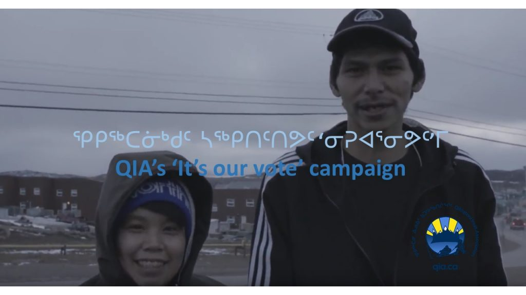 QIA's 'It's our vote' campaign – Video 5