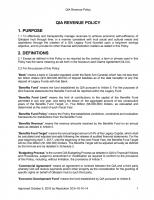 Revenue Policy – RSA-16-10-14 – ENG