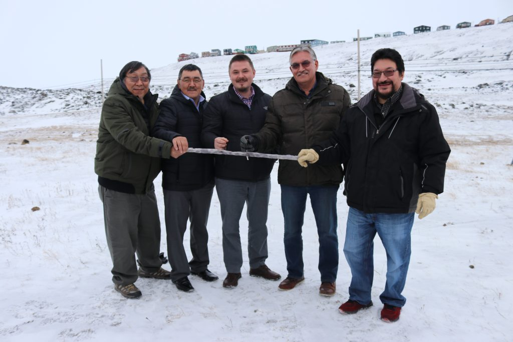 QIA and QC sign lease for first privately led land development in Iqaluit: Future home of the Nunavut Heritage Centre