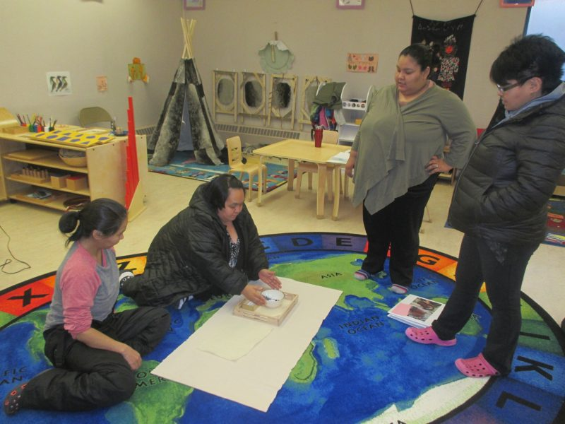 Nunavut News: Preschool merging IQ with Montessori proves successful