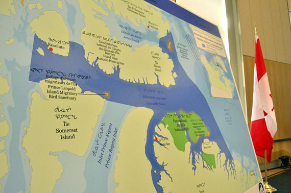 Nunatsiaq News: QIA seeks input on Tallurutiup Imanga deal QIA will visit north Baffin communities Jan. 10 to Jan. 19
