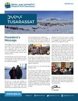 QIA Newsletter – Winter 2018