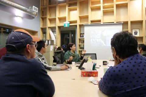 Nunavut News: Tallurutiup Imanga IIBA work begins