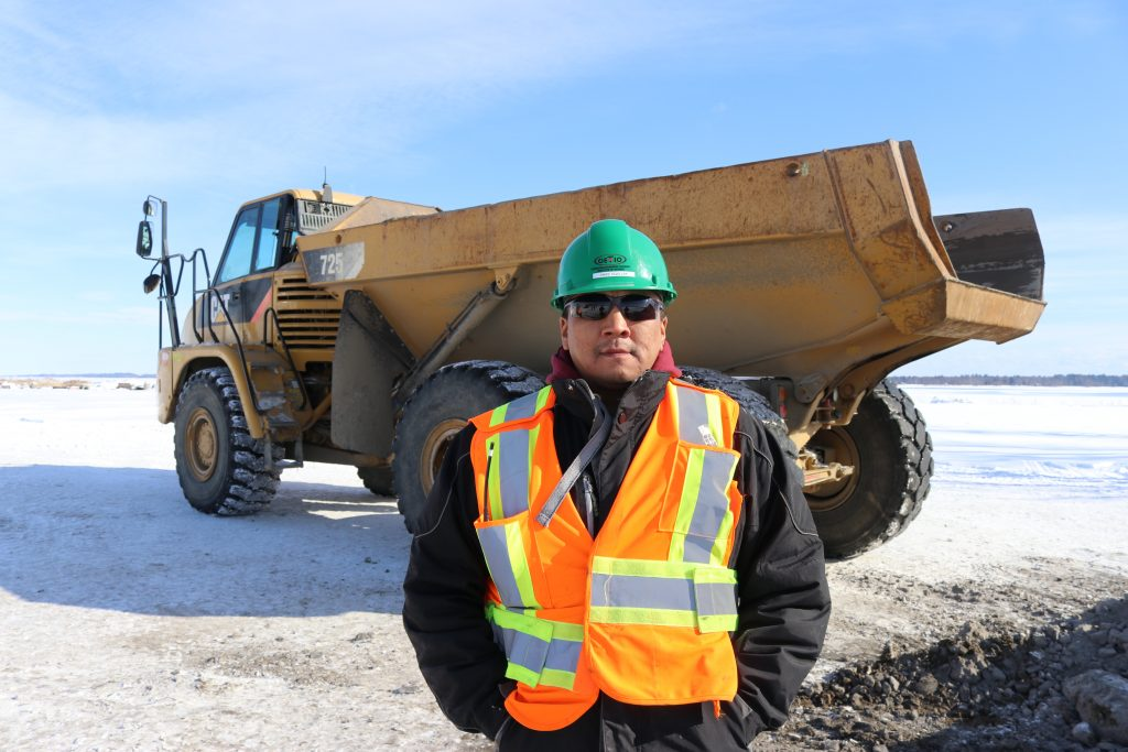 QIA and Baffinland launch apprenticeship program at Mary River Mine: Fourteen Inuit trades assistants have begun work at the Mary River Mine
