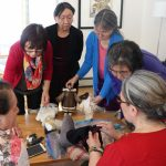 Elders gather to share educational resources