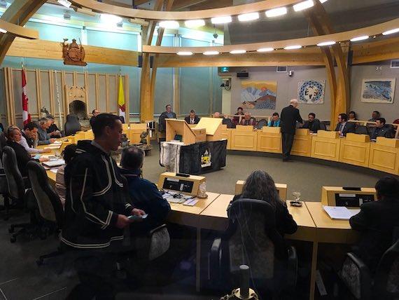 NUNATSIAQ NEWS: Inuit orgs among the first to congratulate Nunavut's new premier