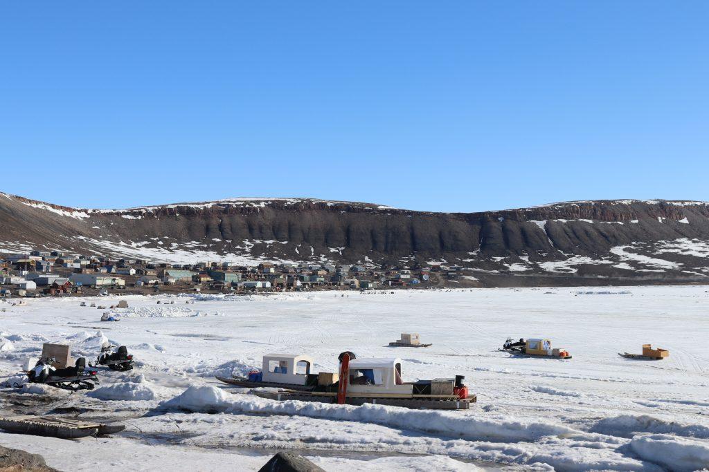 Tallurutiup Imanga pilot Guardian Program in Arctic Bay