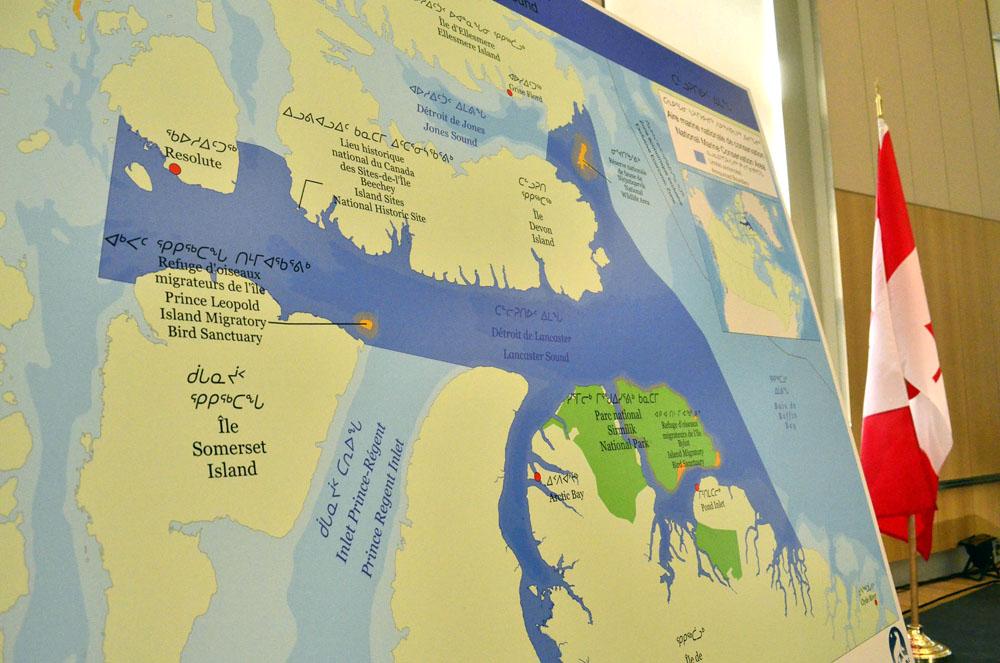 Nunatsiaq News: QIA, feds lay groundwork for Inuit benefits deal on marine area