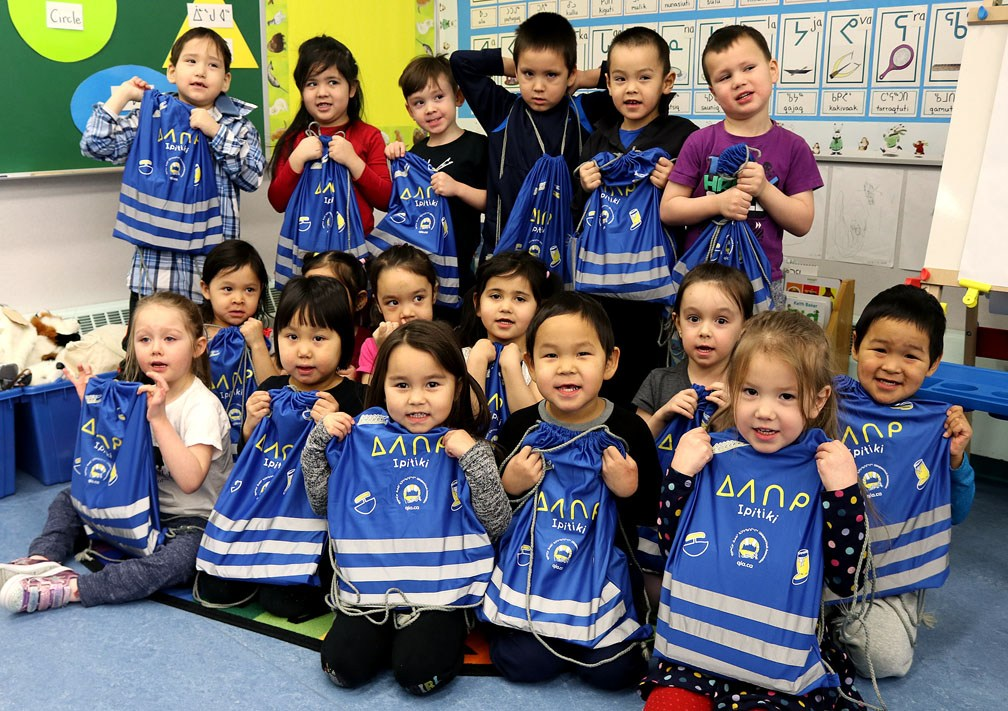 Nunatsiaq News: Inuit org plans big boost to Inuktitut literacy this year