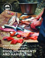 Food Sovereignty and Harvesting